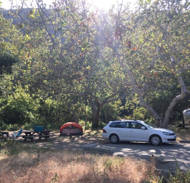 leo carrillo campsite